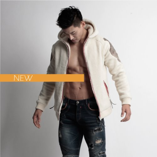 Wing_White_Fur_hoody_(20%OFF)