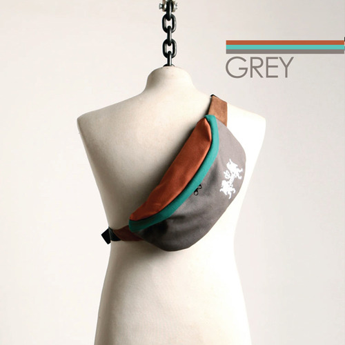 HipCross_Bag_Grey