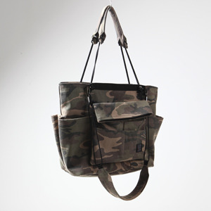 GB Camo Carry Bag