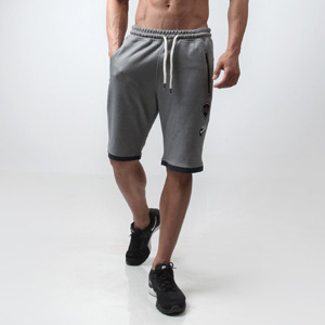 Black Wing Track Shorts