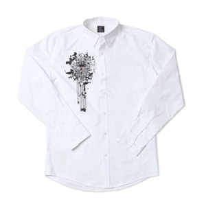 Cross White Shirts