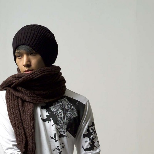 knit_brown_muffler.