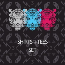 SHIRTS & TEES set